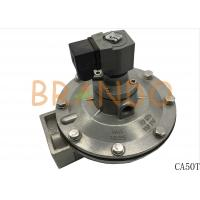 Wholesale Grey Pneumatic Cylinder Operated Valve CA50T For Industrial Dust Collector from china suppliers