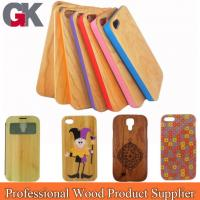 China 2015 Hot 100% Real Wood Mobile Phone Case For Iphone 5 on sale