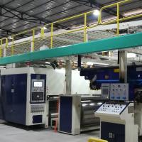 China High Speed 3Ply, 5Ply, 7Ply Complete Corrugated Cardboard Production Line for sale