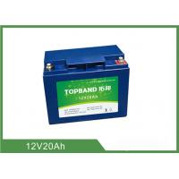 Wholesale 12V Medical Equipment Batteries Long Lifespan TB1220F-S115A_00 from china suppliers