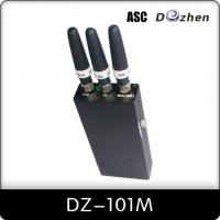 Wholesale High Power Jammer for Private, Secret. Business Talk, Defend Theft (DZ-101M) from china suppliers