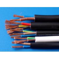 Wholesale RoHS UL2570 PVC Double Insulated Copper Wire Multi Core Shielded Cable from china suppliers