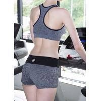 Wholesale Spring / Summer Womens Sports Shorts Engineered With Functional Fabric Light Weight from china suppliers