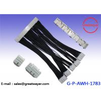 Best AMP 638170 / 125 Pin Socket OBD2 Wire Harness 3 Arraies / GXL 18AWG wholesale