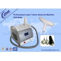 China Portable Q Switched Nd Yag Laser Pigment Removal Machine For Clinic And Hospital for sale