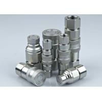 Buy cheap 2 Inch Flush Face Hydraulic Quick Couplers Professional ISO16028 Standard from wholesalers