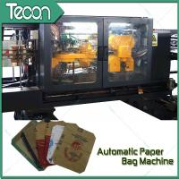 Wholesale 3 Meter Height Automatic Paper Bag Making Machine with Two & Four Colours Printer from china suppliers