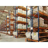 Best 5 Levels Box Beam Warehouse Pallet Racking Systems For Cold Room ISO Approval wholesale
