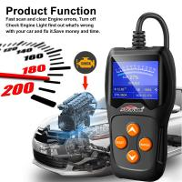 Wholesale Automotive Print Digital Battery Tester , Amps Battery Life Tester Support Pc Upgrade from china suppliers