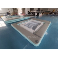 Wholesale Double Wall Fabric Sea 0.9mm PVC Inflatable Yacht Pool from china suppliers