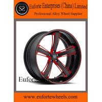 Wholesale Automobile Two Piece Forged Wheels / Mercedes Benz Alloy Wheels from china suppliers
