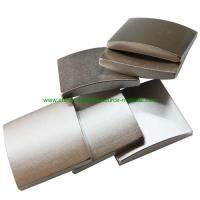 Wholesale N42H neodymiun magnet for permanent magnet dc motors from china suppliers