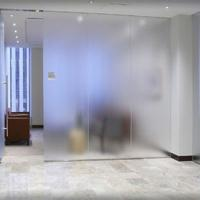 Wholesale China acid etched tempered shower glass door prices from china suppliers