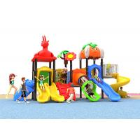 China Durable Anti UV Multi Color Plastic Playground Equipment With CE Certificate on sale