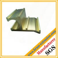 Wholesale brass copper alloy hardware extrusion profile section from china suppliers