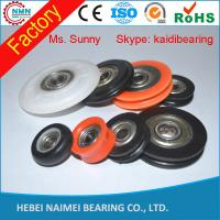 Wholesale 624 625 626 608 6000 6201 bearing nylon shower sliding door roller for sliding door from china suppliers