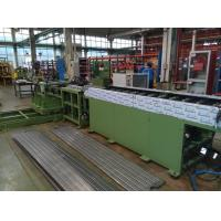Industry Radiator Production Line , Radiator Tube Making Machine Long Seam Welding Unit