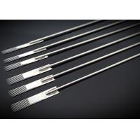 Wholesale ISO9001 Semi Permanent Makeup Needles With Ethylene Oxide Gas Autoclave Sterilization from china suppliers