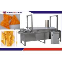 Wholesale Tortilla / Corn Chips Doritos Making Machine Production Capacity 100 - 200kg / H from china suppliers