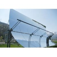 China 5mm / 6mm Commercial Solar Mirror Low Iron , Silver Coated / Copper Coated , High Reflectivity on sale