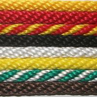 Wholesale General Purpose 6mm-12mm nylon solid braid utility rope from china suppliers