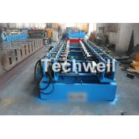 Wholesale 15m/Min 14 Stations Color Steel PPGI Cold Roll Forming Machine from china suppliers