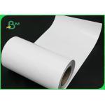 China 60gsm+ 10g pe coated white kraft paper for sugar sachet food grade waterproof for sale