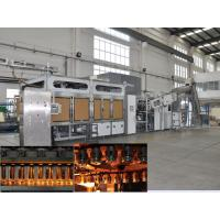 Wholesale Automatic Blow Moulding Machine , Plastic Bottle Blowing Machine PLC Control from china suppliers