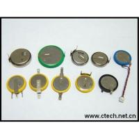 China Button Cell Battery with Pins on sale