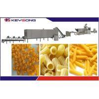 Wholesale Stainless Steel Macaroni Pasta Making Machine / Extruder Compact Structure from china suppliers