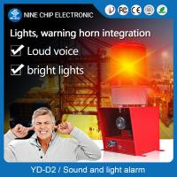 Fire alarm system, smoke detector and Sound Sensor Alarm Detector for sale