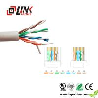 Best LAN CABLE CAT5E networking cabling 4pairs twisted pair utp ftp sftp cable wholesale