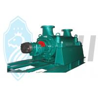 Electric Horizontal Multistage Centrifugal Pump , Hot Oil Transfer Pump High Pressure
