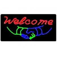 Wholesale Welcome LED Signboard (HSW0006) from china suppliers