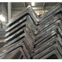 Unequal Steel Angle Bar ISO 9001 Standard For Transmisson Towers
