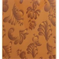 China Indoor Decorate Materials Pvc Bathroom Wall Panels Pop Ceilings Design Image on sale