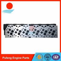 Wholesale Caterpillar C6.4 cylinder head 297-7644 296-4645 for CAT excavator 320D from china suppliers