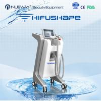 Wholesale 2016 USA ultrashape safe fast and no down time HIFU body fat removal machine for sale from china suppliers