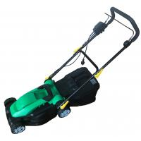 Wholesale Green Color Electric Start Lawn Mower Mechinary Brack Belt Drive High Efficiency from china suppliers