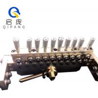 China High Precision 3mm Copper Tube Straightener For Refrigerator Stable Performance on sale
