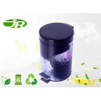 Wholesale Bathroom Foot Operated Waste Bins Green Outdoor Bins With Lids 3 Liter Spray from china suppliers