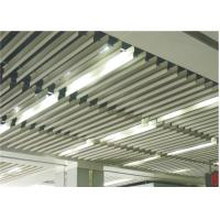 Wholesale U-aluminum Profile Screen Ceiling Tiles , Aluminum Suspended Ceiling from china suppliers
