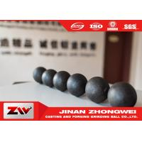 Wholesale Mining Sag and AG mill special use forged and cast grinding steel balls from china suppliers