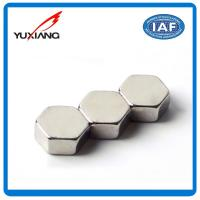 Hexagon 5mm Custom Made Magnets NdFeB Magnet Composite Wide Application for sale