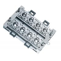 China 60mm Wide Neck PET Preform Mould Jar Can 12 Cavity Hot Runner Valve Gate on sale