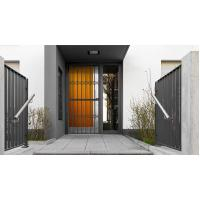 Wholesale Aluminum Framed Decorative Security Doors And Windows Powder Coating from china suppliers