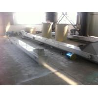 Stainless Steel Shaft Screw Conveyor Wastewater Bar Screen For Material Handing