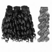 Wholesale Wigs, Available in Various Colors, Made of Human Hair, OEM Orders are Welcome from china suppliers