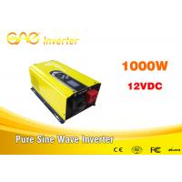 China Low frequency off grid inverter single phase dc to ac 12v 220v pure sine wave for sale