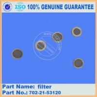 Wholesale Excavadora Original PC350-8 filter 702-21-53120 from china suppliers